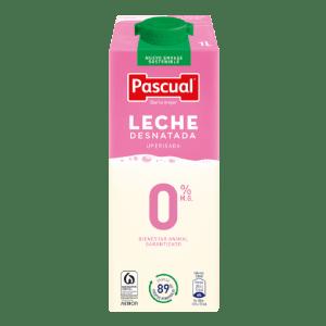 Leche Desnatada 0%