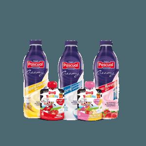Yogures líquidos