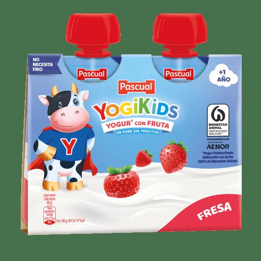 yogikids fresa pascual