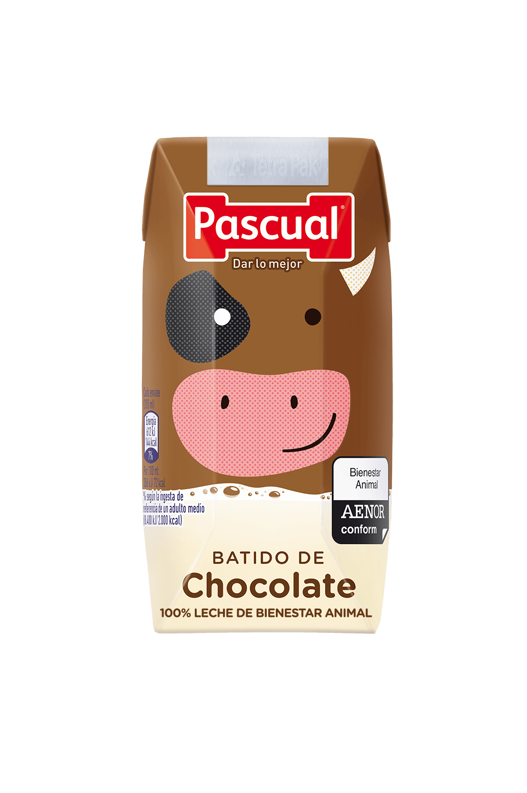Batido Pascual Chocolate | Leche de Bienestar Animal