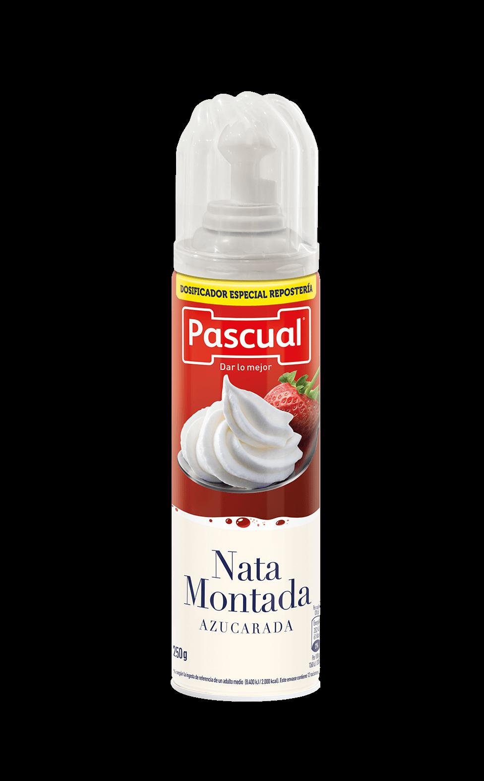 Nata Montada Pascual - Leche Pascual