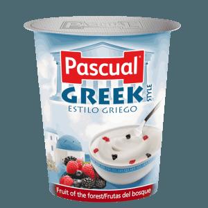Yogur Griego de Frutas del Bosque