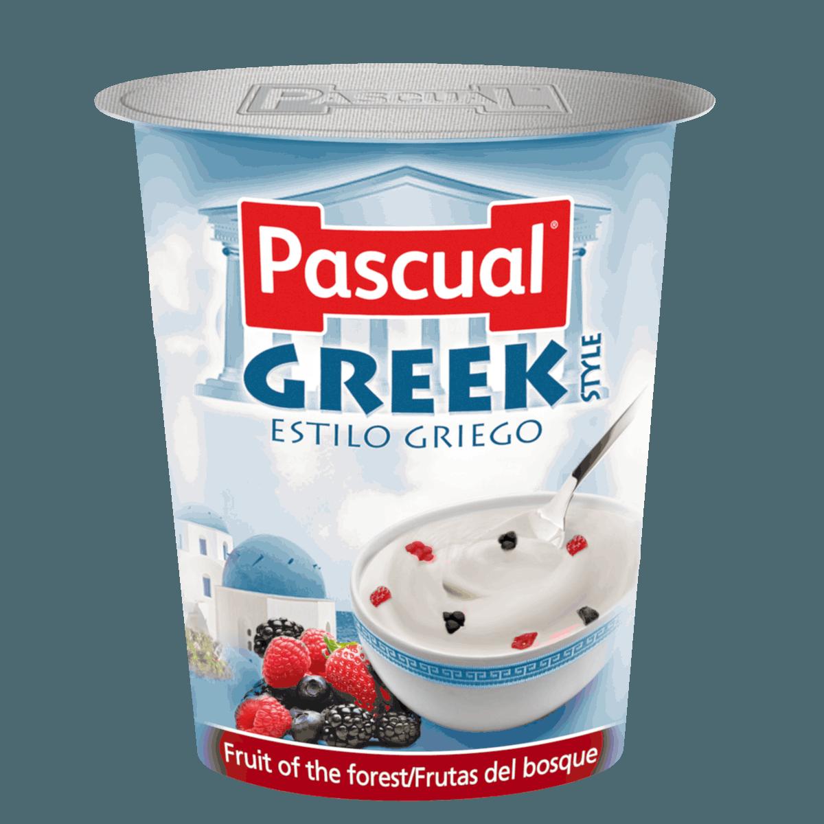 yogur-griego-frutas-bosque-pascual
