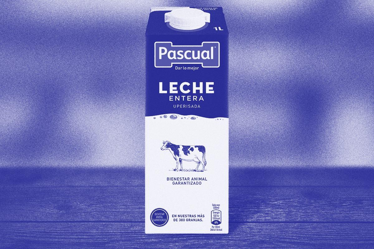 Nuevo Brik Leche Pascual - Dar Lo Mejor