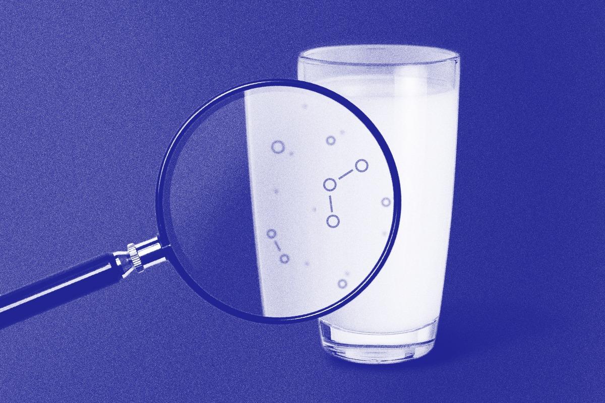 Componentes de la leche - Grasa de la leche