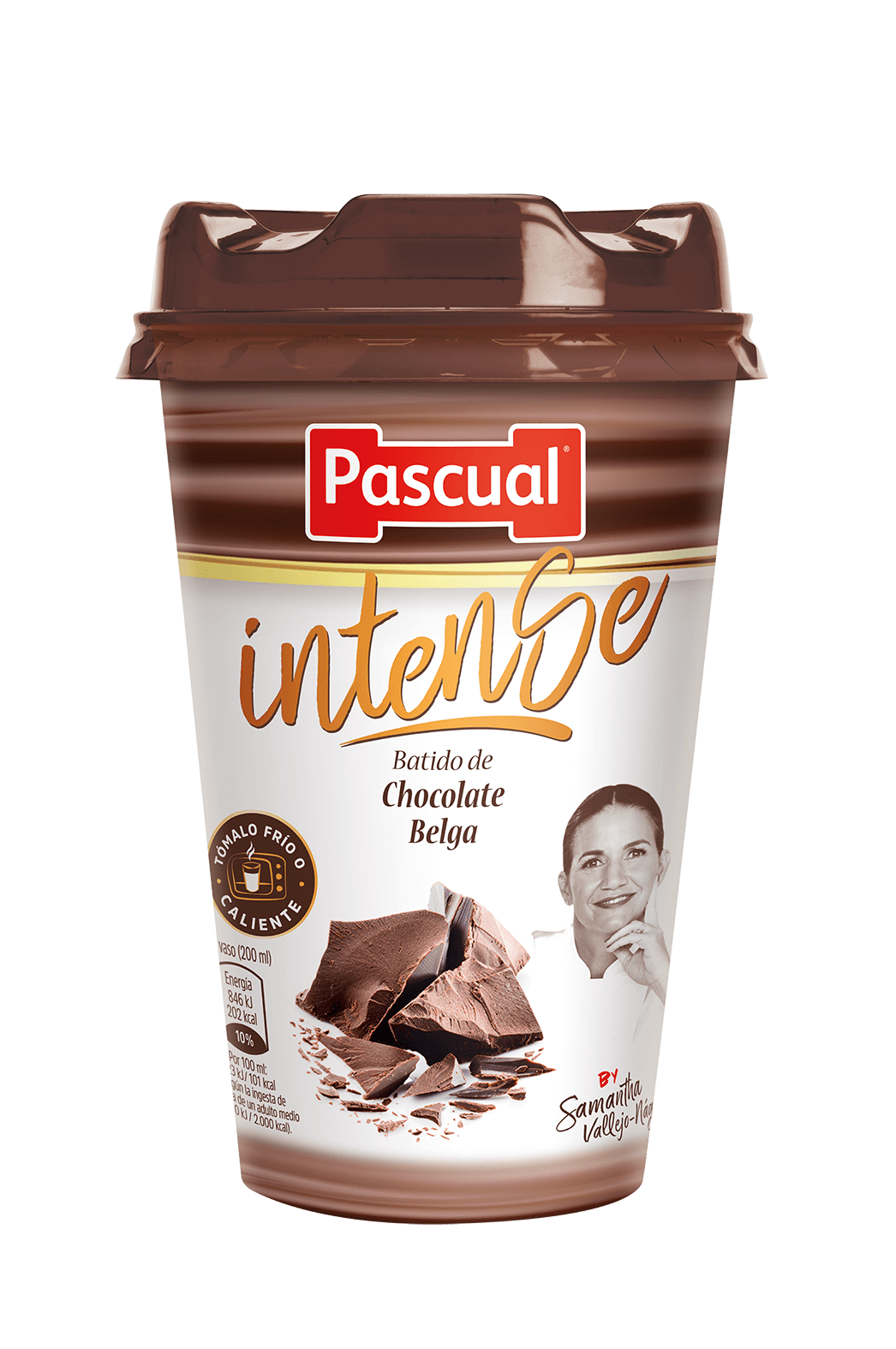 Batido Chocolate Belga - Pascual Intense