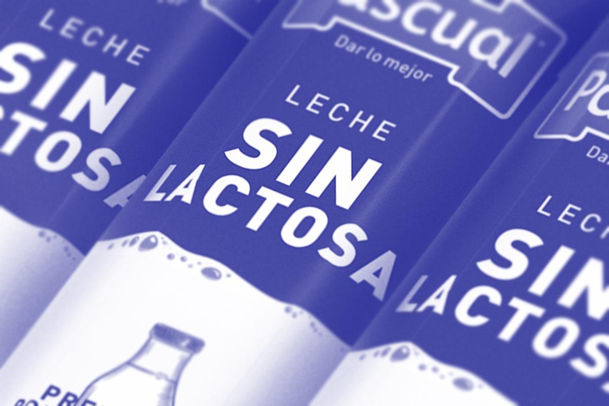 Leche sin lactosa consumo | Leche Pascual
