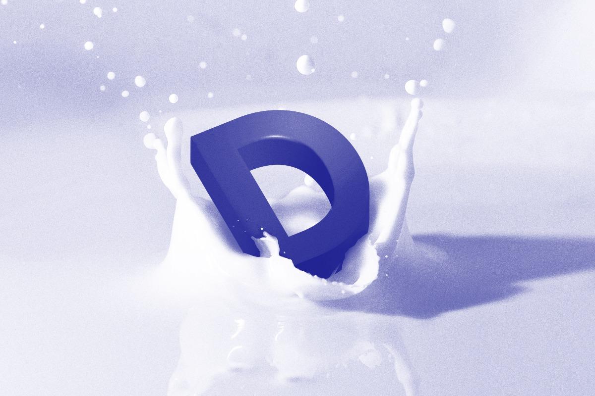 vitamina d en la leche - leche pascual