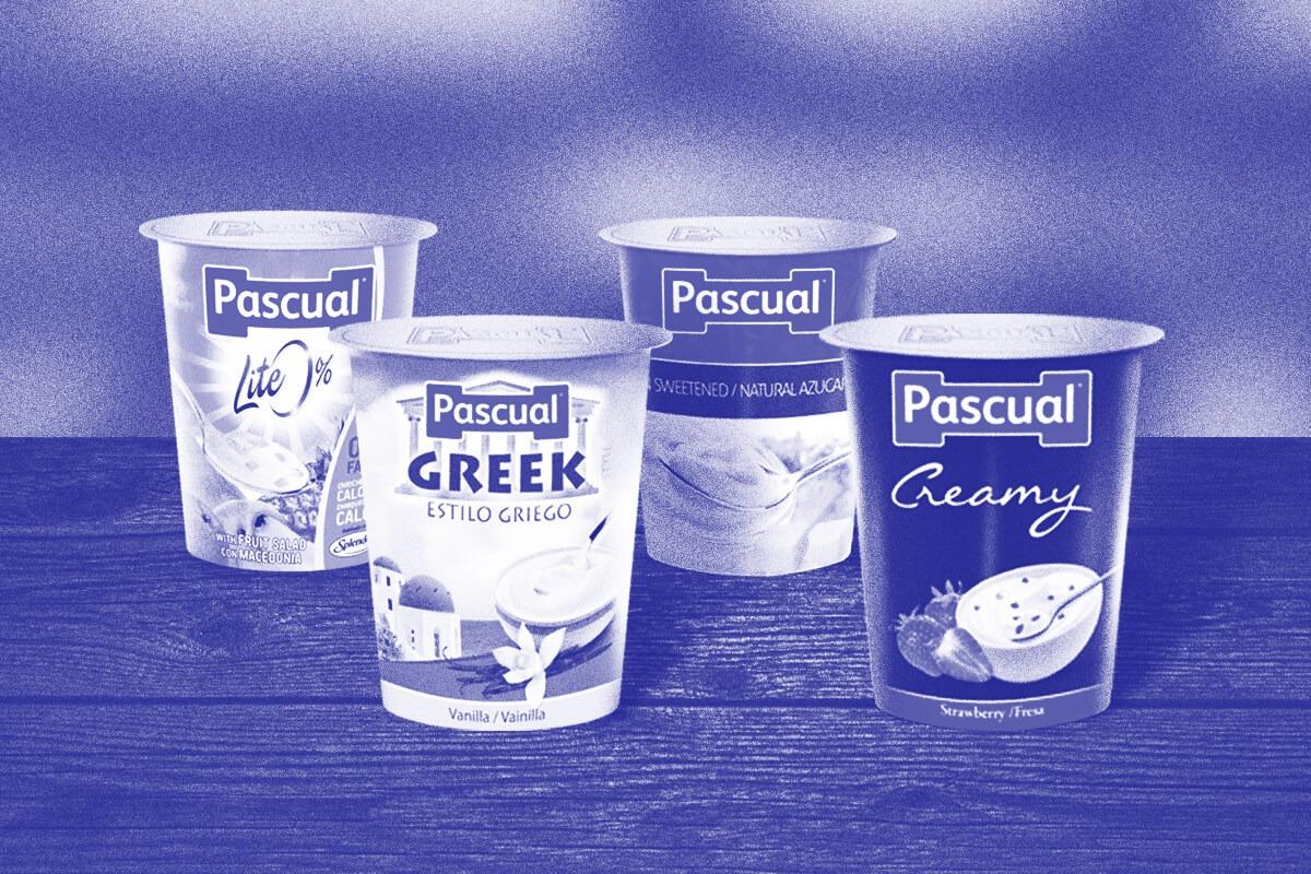 Yogures Pasteurizados Pascual