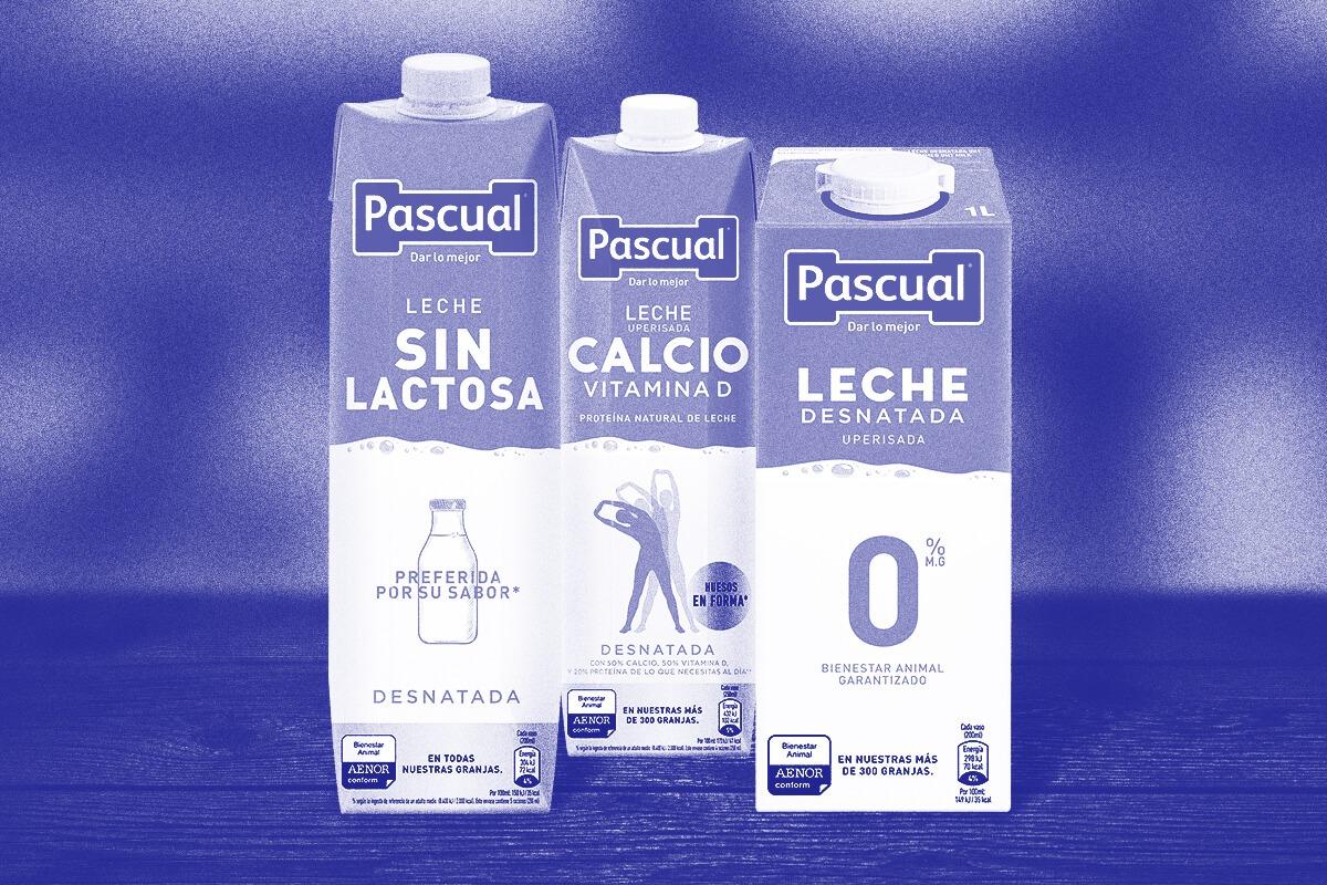 leche desnatada características | Leche Pascual