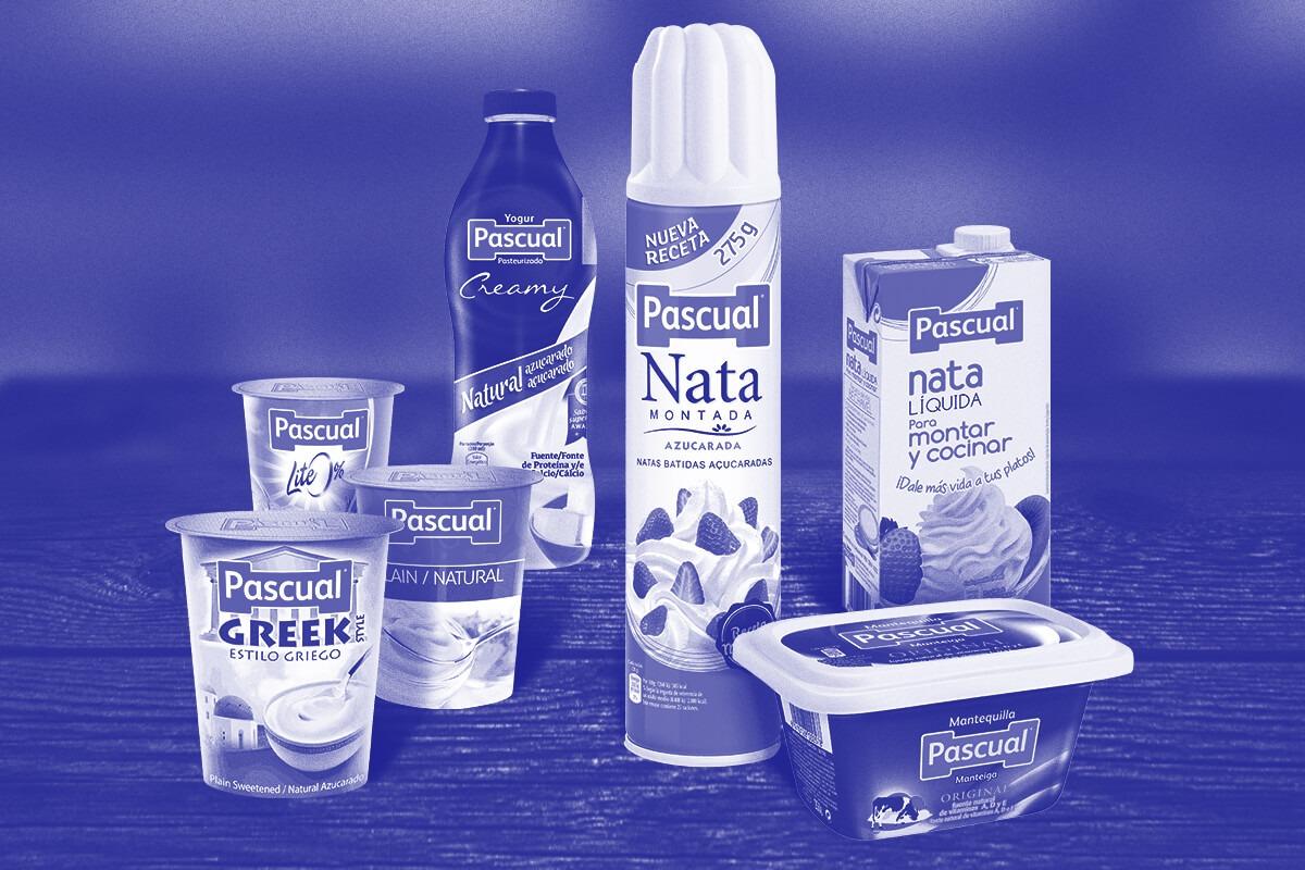 derivados lácteos | Leche Pascual
