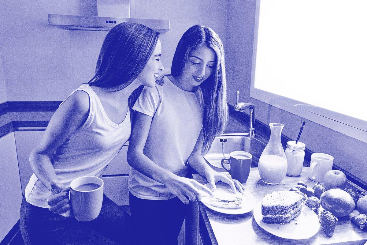 lácteos en la adolescencia | Leche Pascual