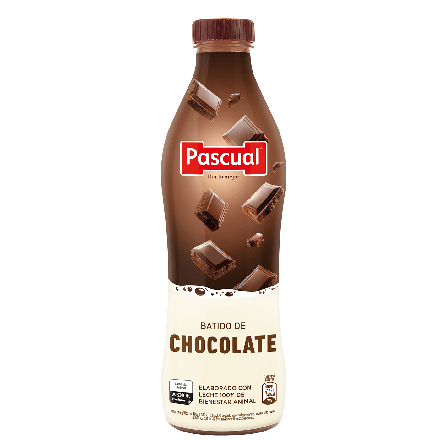 batido chocolate Pascual