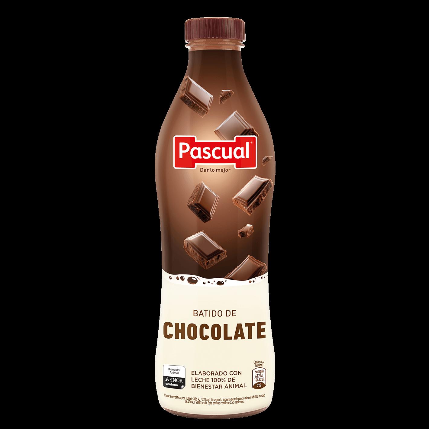 batido chocolate Pascual