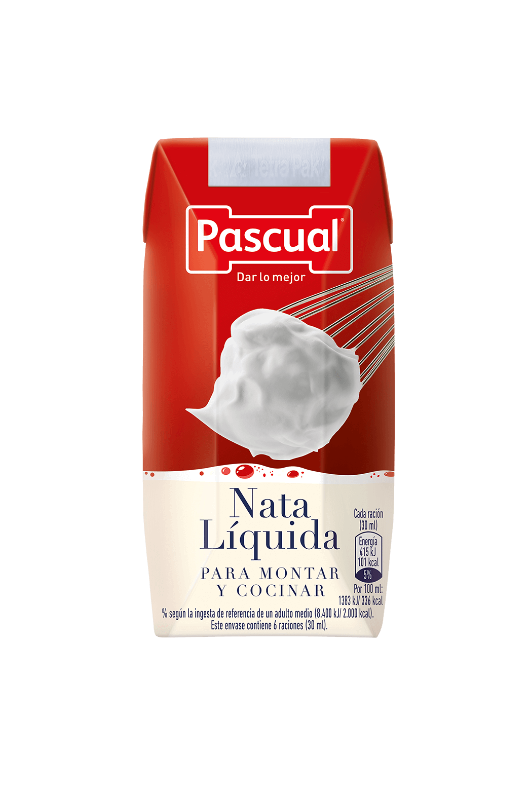 NATA liquida cocinar Pascual