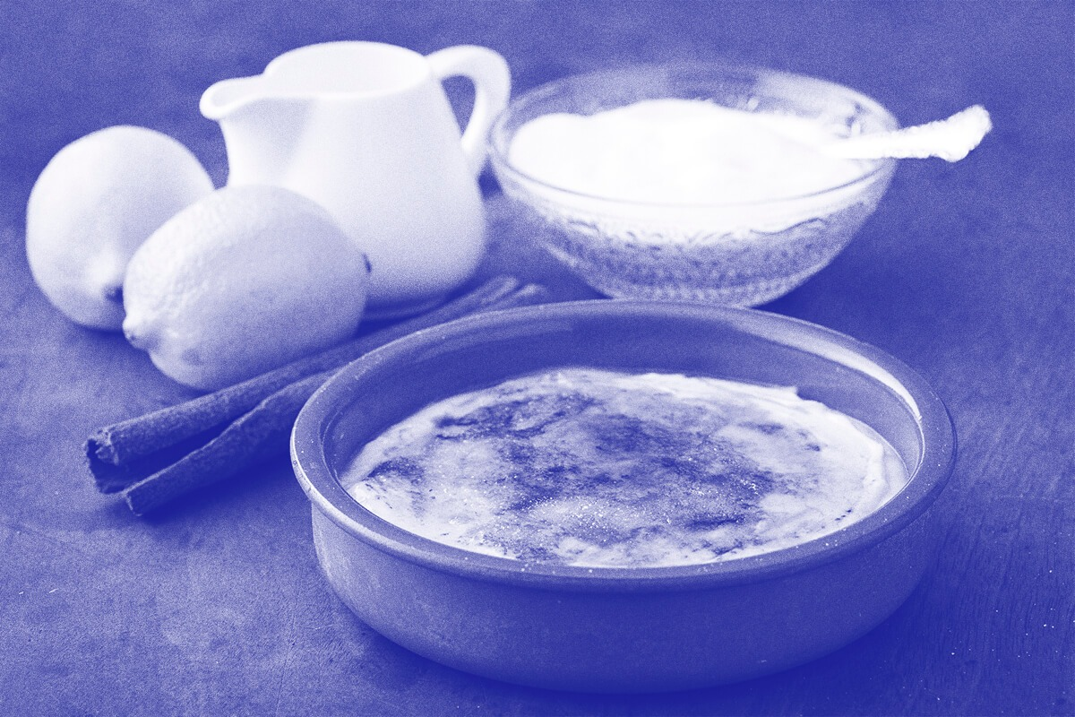 dulces tradicionales con leche