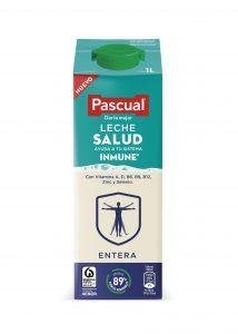 Leche Pascual Salud Entera