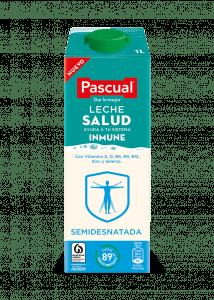 Leche Pascual Salud Semidesnatada