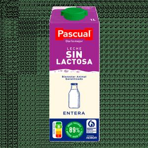 Leche Sin Lactosa Entera